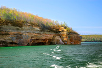 Lovers Leap, Pictured Rocks National Lakeshore