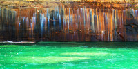 Pictured Rocks Painted Walls